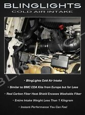 BMW E30 E32 E34 E36 E46 318i 325i M3 Carbon Fiber Cold Air Intake