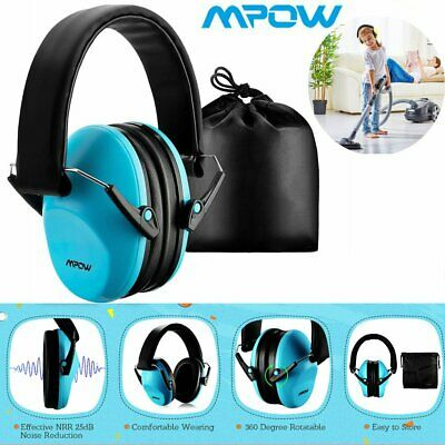 Mpow Kids Ear Protection Safety Ear Muffs Ear Defender Noise Reduction Shooter