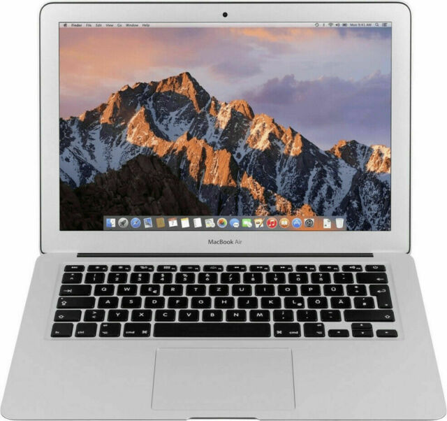 "Apple MacBook Air 13"" 2017 i5 1.8 GHz 8GB Ram 128GB SSD MQD32D/A - neuwertig -"