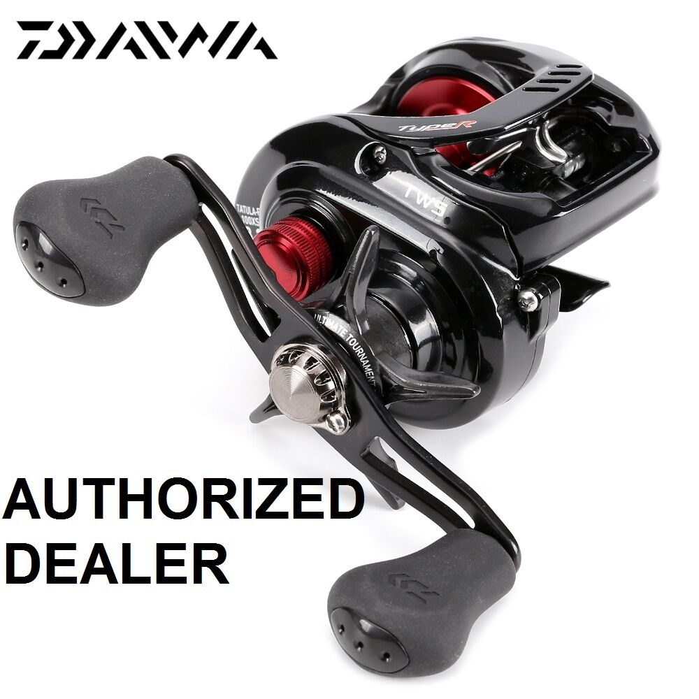 Daiwa Tatula Type-R 100XS 8.1:1 Right Hand Hand Hand Baitcast Fishing Reel TATULA-R100XS 591479