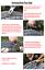 Voiture-Van-Camion-Moto-Agri-Pneu-Crevaison-Reparation-Kit-avec-15-cordes miniature 3