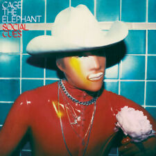 Cage the Elephant Albums Cover Poster Social Cues 02 14x21 24x36 T473