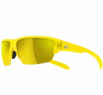 Adidas A 421 6059 Kumacross Halfrim Occhiali Da Sole Sunglasses Occhiali Occhiali-mostra Il Titolo Originale