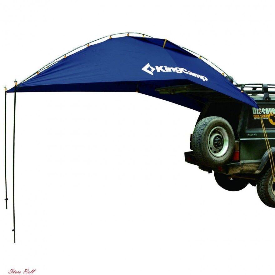 Toit Tente Camping Auvent Auvent Sun Shelter plage SUV camping KingCamp nouveau
