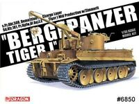 1/35 Dragon 6850 - bergepanzer Tiger I Demolition Charge Layer W/zimmerit