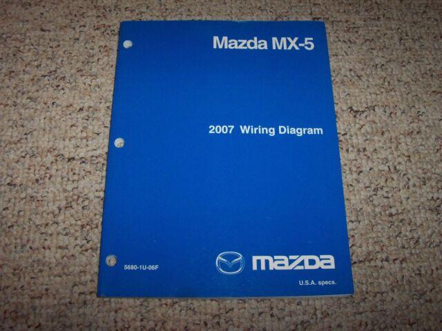 2007 Mazda Mx