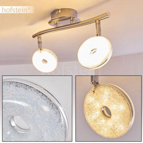 LED Design Deckenleuchte Strahler Flur Wohn Schlaf Zimmer Küchen Spot 2-flammig