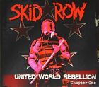 Skid Row - United World Rebellion Chapter One CD