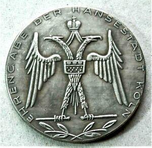 WW2-GERMAN-COMMEMORATIVE-COLLECTORS-REICHSMARK-COIN-KOLN