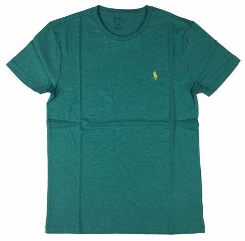 Polo Ralph Lauren Men's Standard Fit Crew Neck Short Sleeve T-shirts XS 2xl  Div Gr H Regular S