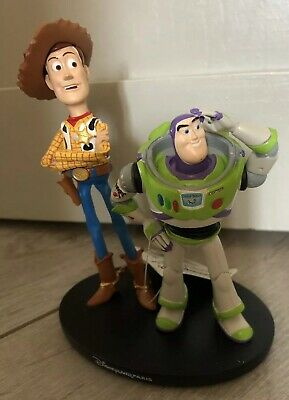 FIGURINE Buzz /& Woody Disneyland Paris