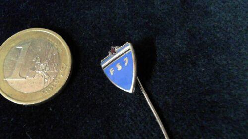 Jugoslawien FSJ Fusball Verband Fussball Anstecknadel kein Pin Badge