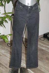 joli jeans droit noir femme ARMANI JEANS Taille W29 soit 38 40 fr ... 9d18e398ba4