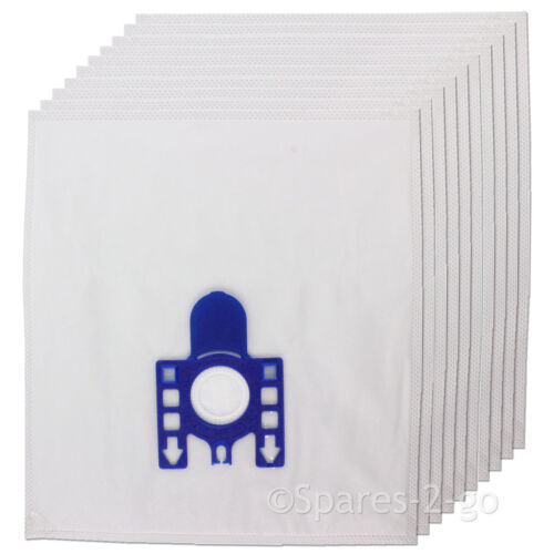 10 x MIELE GN S300I S434I S4782 S5281 S400 S438I S5000 S5360 Vacuum Dust Bags