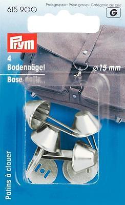 Prym Drehverschluss silber 20x35mm  Taschenverschluß Dreh Schnalle Metall 417880