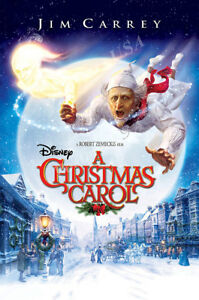 A Christmas Carol Poster.Details About Posters Usa Disney A Christmas Carol Movie Poster Glossy Finish Mov698