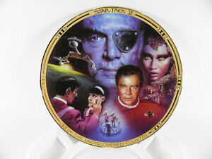 Star-Trek-Star-Trek-VI-The-Undiscovered-Country-Plate-0174-A-W-CERT