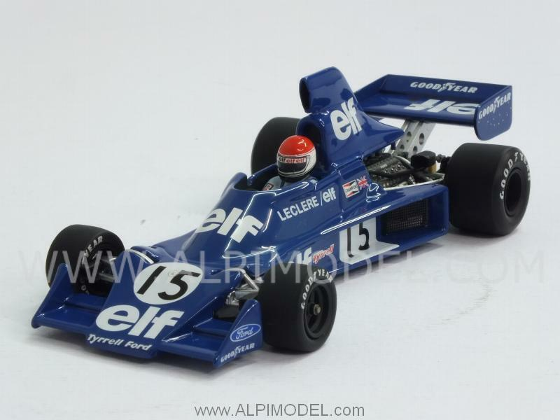 Tyrrell 007 Ford 1975 M. Leclere 1 43 MINICHAMPS 400750115
