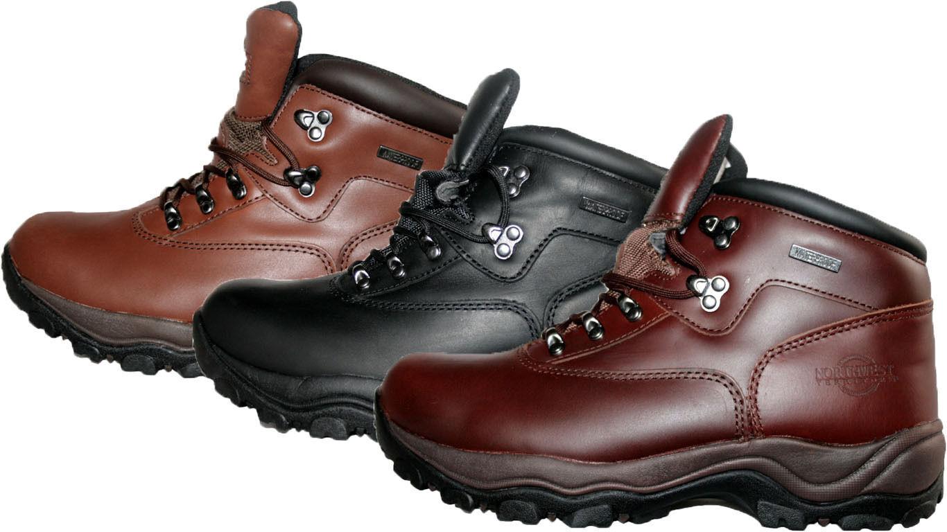 NORTHWEST TERRITORY INUVIK WATERPROOF WALKING Stiefel 4 GREAT COLOURS SIZES 6-13