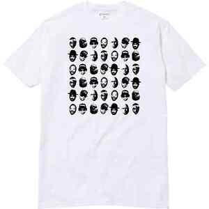 Details about Dead Rappers T-Shirt Tupac BIG Pun ODB Run DMC NWA Eazy Pimp  C Hip Hop T-Shirt
