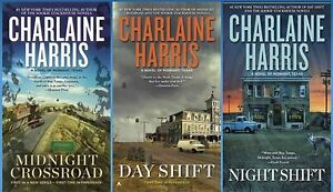 Image result for midnight texas set of books
