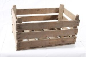 Great-Old-Wooden-Box-Box-Wood-Transport-Crate-Old-Vintage