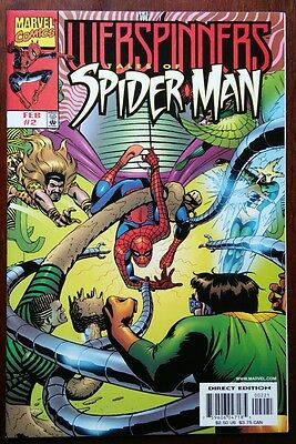 Webspinners Tales of Spider-Man #2 Variant 1999 Marvel 9.6 NM+ Detailed Grade