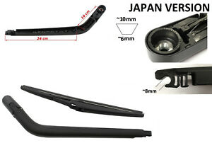 TOYOTA-YARIS-REAR-WIPER-ARM-amp-BLADE-JAPAN-WINDSCREEN
