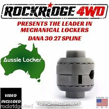 Aussie Locker Dana 30 Auto Differential Locker D30 Jeep CJ XJ MJ YJ TJ ZJ WJ LJ