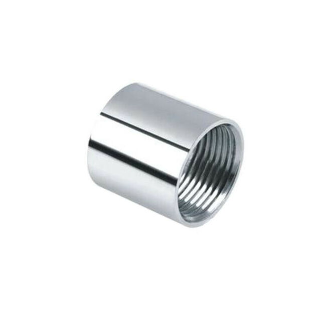 """304 Stainless Steel Female Threaded Pipe Fitting Tube 1/8"""" 1/4"""" 1/2"""" 3/4"""" 1"""" AU"""