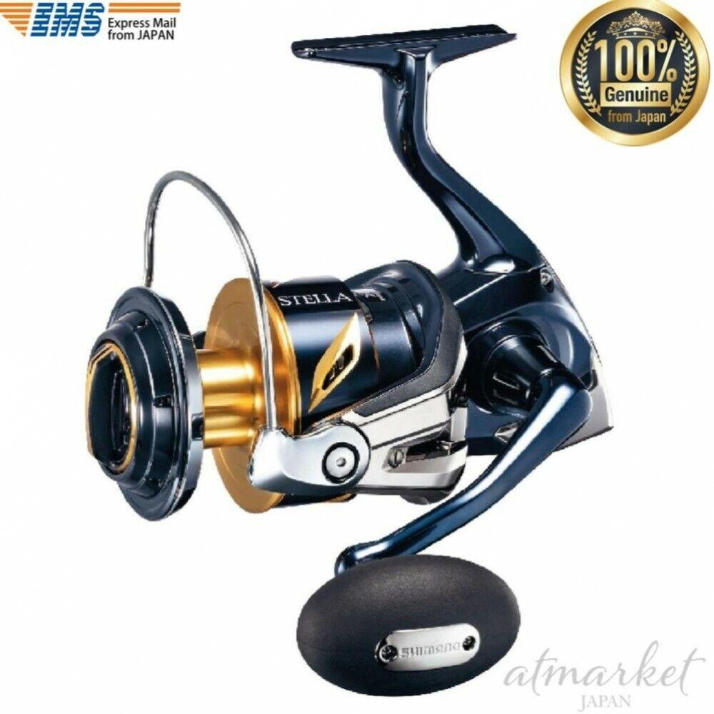 SHIMANO Reel 19 Stella SW 10000PG Fishing genuine from JAPAN NEW