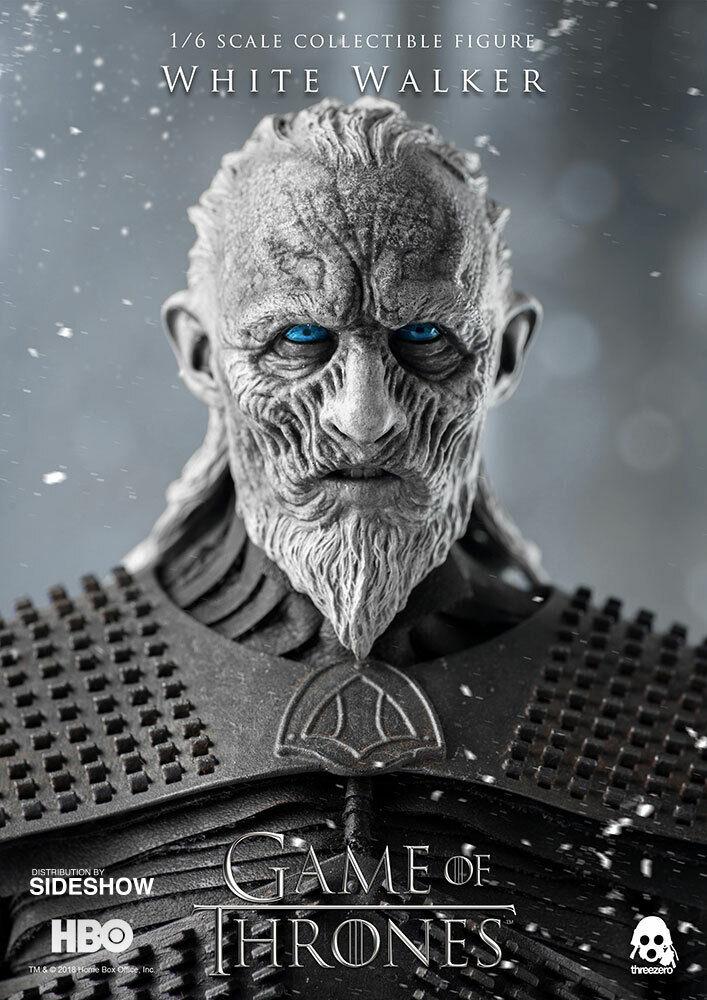 Threezero Game of Thrones bianca Walker 1 6th Scale Collectible Action Figure