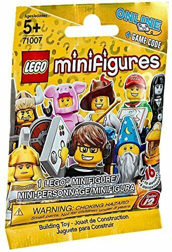 LEGO 71007 Series 12 16 statuine MINIFIGURES COMPLETO 6056146