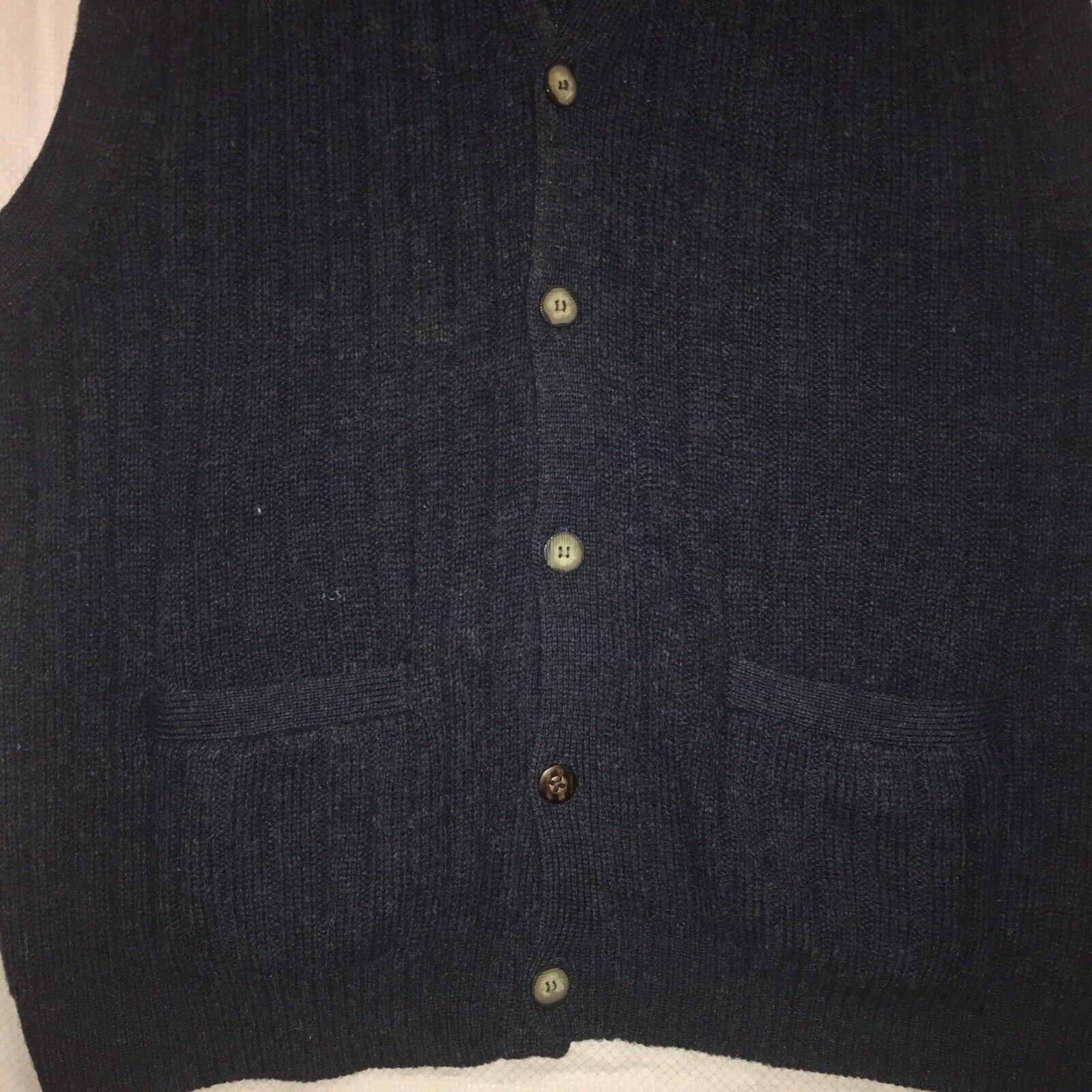 Vintage Woolrich Sweater Vest - image 4
