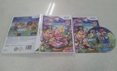 1 of 1 - Mario Party 9 Nintendo Wii With Manual PAL Version