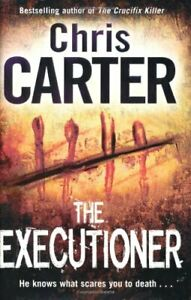 The-Executioner-by-Carter-Chris-Hardback-Book-The-Fast-Free-Shipping
