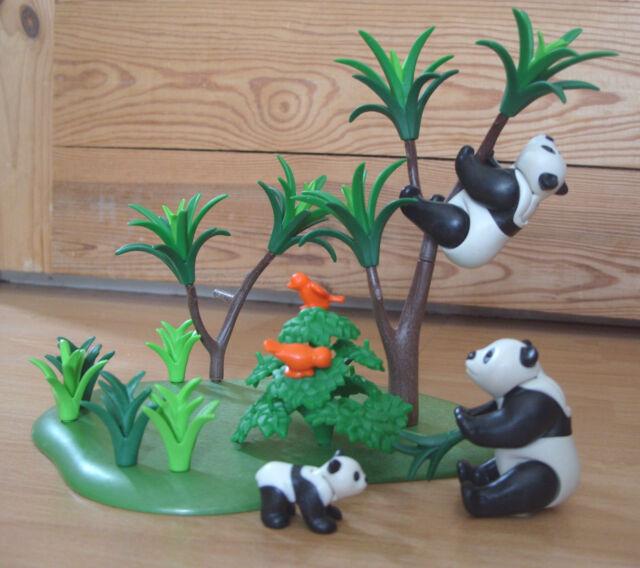 Playmobil 3241 Playmobil Pandabären