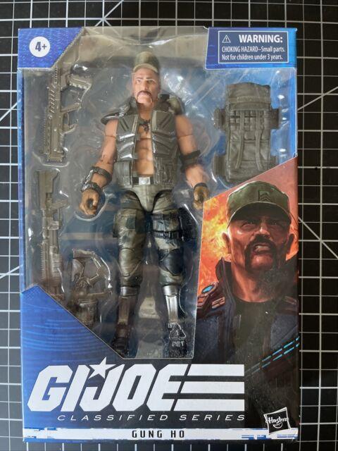 Hasbro G.I. Joe Classified Series Gung Ho Action Figure 6 Inch MIB NewE8982