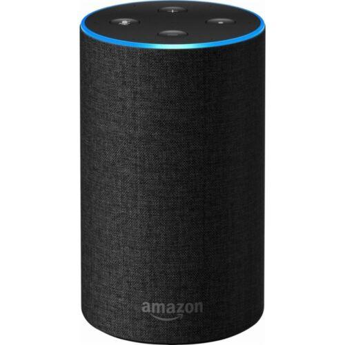 2nd Generation Smart Speaker Amazon Echo Charcoal Fabric