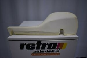 Recaro LHS NJoy Specialist L LX Late Model Seat Bolster Replacement Foam Genuine