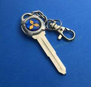 Key-Blank-Uncut-Ignition-Chain-For-Mitsubishi-1990-06-Pajero-Montero-Sport-L