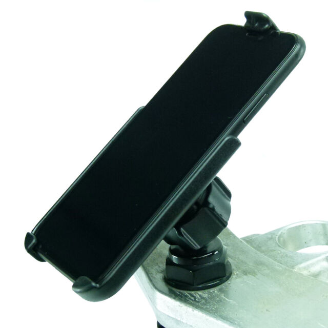 Yoke 20 Motorcycle Nut Mount with Dedicated RAM Holder for iPhone 11