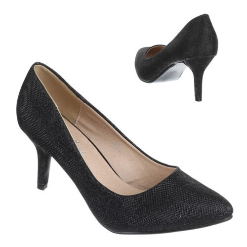 HIGH HEELS PEEP TOE PUMPS DAMENSCHUHE e7pi 0€