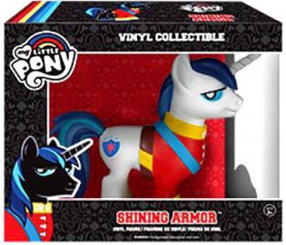 funko my little pony accessories shining armor vinyl action figure