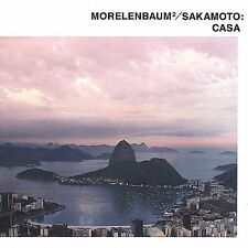 Ryuichi Sakamoto/Paula & Jaques Morelenbaum Casa CD Sony 2003  A.C.Jobim sambas