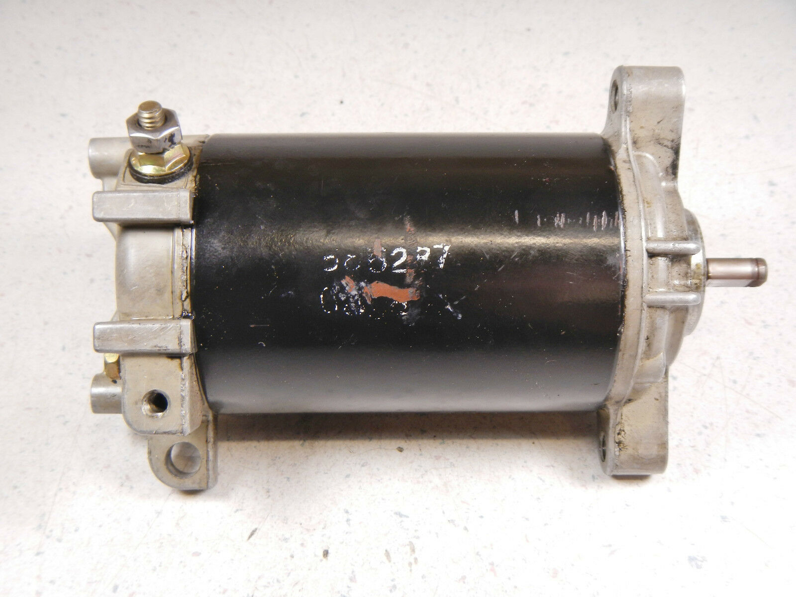 99 Electric Omc Evinrude 115 Electric 99 Starter Starting Motor  1 0a5dd1