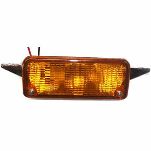 NEW-Ford-Escort-Mk2-Front-Indicator-Flasher-Lamp-Light-LH-Near-Side-75-80