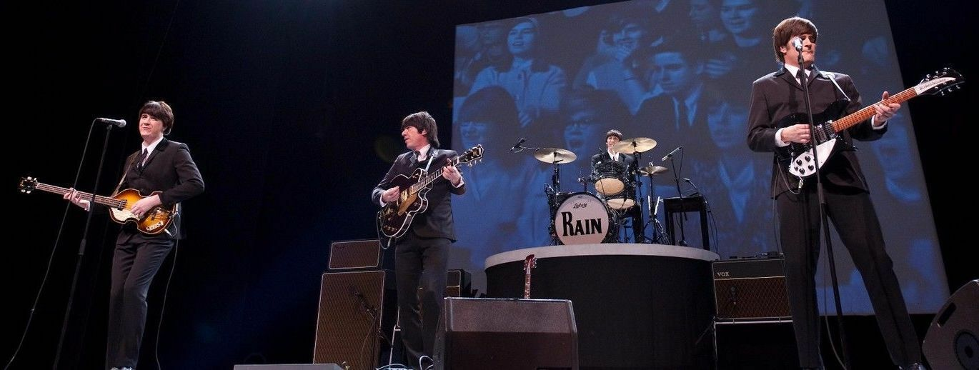 Rain - A Tribute to The Beatles Tickets (21+ Event)