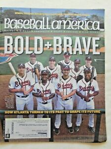 Baseball America Periodical April 22, 2016 Atlanta Braves Prospects on Cover
