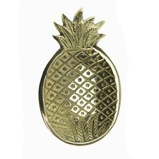 Brass Pineapple Coin/Change Dish Jewelry/Key/Candy/Nuts Tray Florida Home Decor